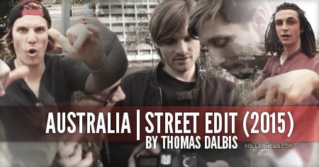 Australia Street Edit (2015, Melbourne) by Thomas Dalbis