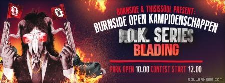 Burnside Open Kampioenschappen (BOK) 2015