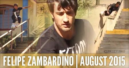 Felipe Zambardino (31, Brazil): August 2015 Edit