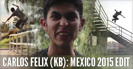 Carlos Felix (KB): Mexico 2015 Edit