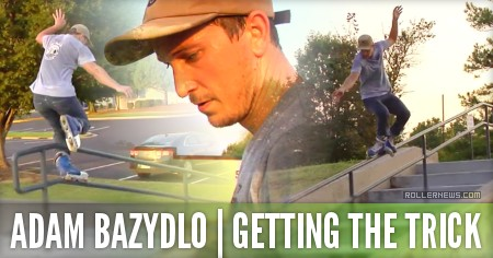 Adam Bazydlo | Getting The Trick (2015)