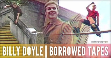 Billy Doyle: Borrowed Tapes (2015)
