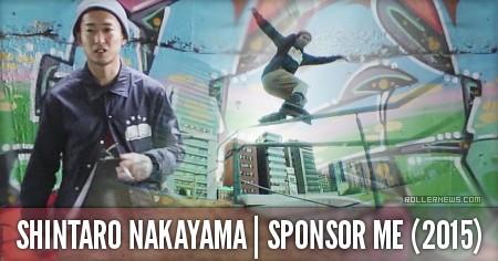 Shintaro Nakayama (Japan): Sponsor me (2015)