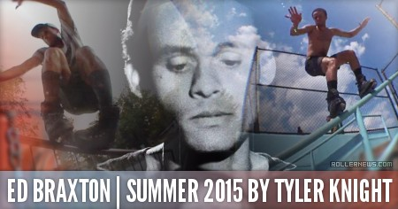 Ed Braxton: Philadelphia, Summer 2015