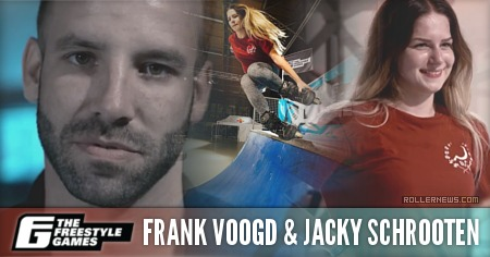 The Freestyle Games | TV Broadcast With Jacky Schrooten & Frank Voogd (The Netherlands, 2015)