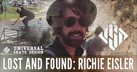Lost and found: Richie Eisler in Chile (USD Skates)