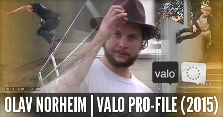 Olav Norheim (Norway): Valo Pro-file (2015)