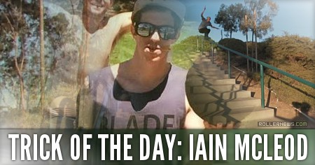 Clip of the day: Iain Mcleod - Harbor Kink