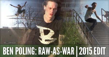 Ben Poling: Raw-As-War (2015) by Hawke Trackler
