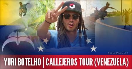 Yuri Botelho: Callejeros Tour (Venezuela, 2015)