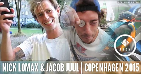 Nick Lomax & Jacob Juul: USD Copenhagen Edit (2015)