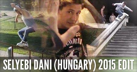 Selyebi Dani (Budapest, Hungary): 2015 Edit