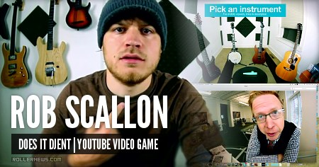 Rob Scallon: Does it Djent? (YouTube Video Game)