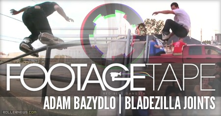 Adam Bazydlo: FootageTape Episode 4 Clips (2015)