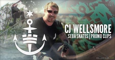 CJ Wellsmore: Seba Promo Clips by Dom West (2015)
