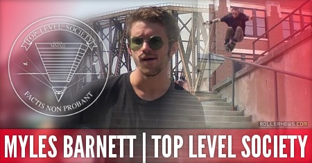 Myles Barnett: Top Level Society, 2015 Edit