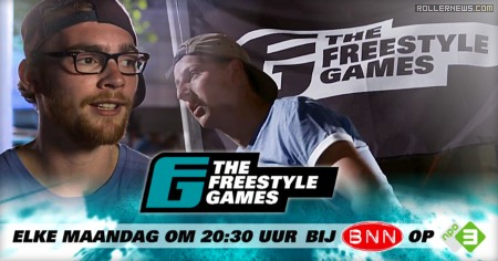 The Freestyle Games (The Netherlands, 2015): Episode 3 with Jelle Briggeman & Ruben Smulders