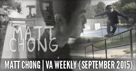Matt Chong: VA Weekly (September 2015)