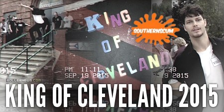 The King of Cleveland 2015