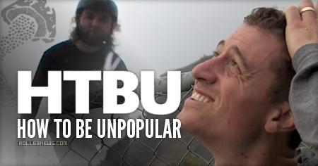 Mushroom Blading: HTBU 1 | Aggressive Effort (2015)