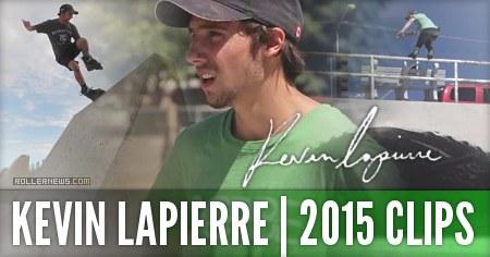 Kevin Lapierre: Useless clips by Dustin Spengler