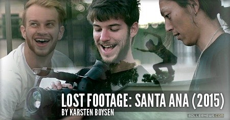 Lost footage: Santa Ana (2014) by Karsten Boysen
