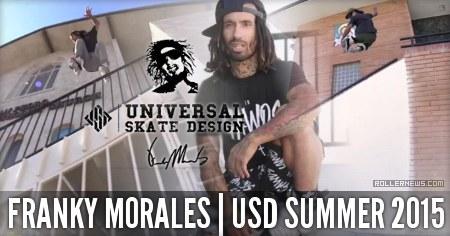 Franky Morales:  USD Summer 2015