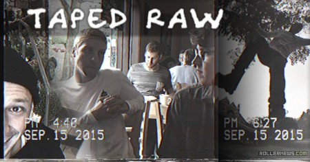 Taped Raw: Home Movie, Seattle (2015)