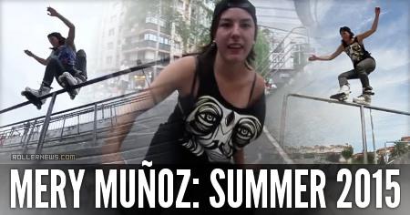 Mery Munoz (Spain): Summer 2015