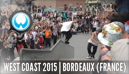 West Coast Contest 2015 (France) by The Grind Co.