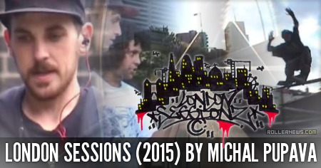 London Sessions by Michal Pupava (2015)