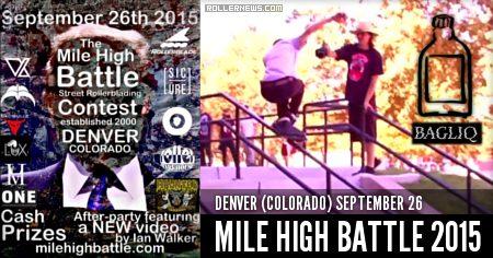 Mile High Battle 2015