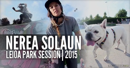 Nerea Solaun (Spain): Leioa Park Session (2015)