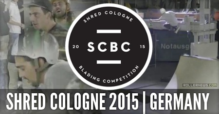 Shred Cologne 2015 (Germany)
