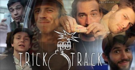 Trick Track Tour (Italy, 2015) With Nils Jansons, Josh Glowicki, Alex Burston, Carson Starnes  & Friends