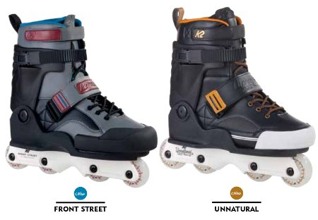 K2 Skates: 2016 Collection
