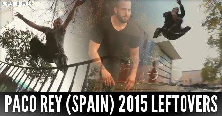 Paco Rey (Spain): In-Gravity Leftovers (2015)