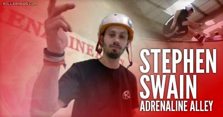 Stephen Swain (UK): Adrenaline Alley Clips (2015)