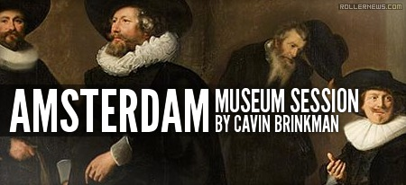 Amsterdam Museum Session (2015) by Cavin Brinkman