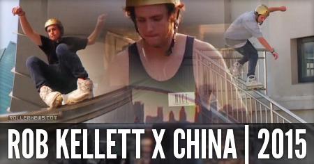 Rob Kellett x China (2015)