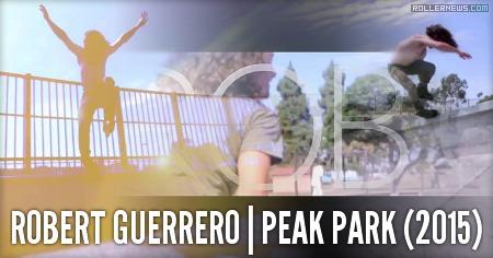 Robert Guerrero | Peak Park, SDOT Quick Clips (2015)