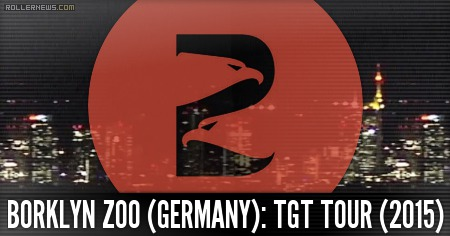 Borklyn Zoo (Germany): TGT Tour (2015)