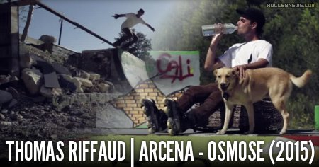 Thomas Riffaud: Arcena | Osmose (2015)