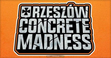 Rzeszow Concrete Madness 2015: Edit, Photos, Results