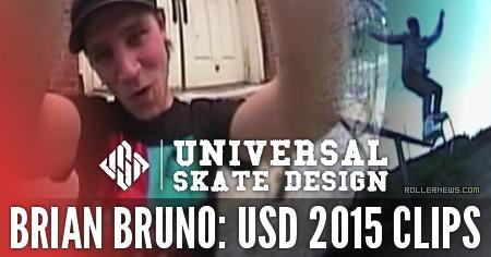 Brian Bruno: USD 2015 Clips