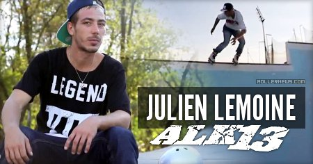 Julien Lemoine (France): Alk13 Park Edit (2015)