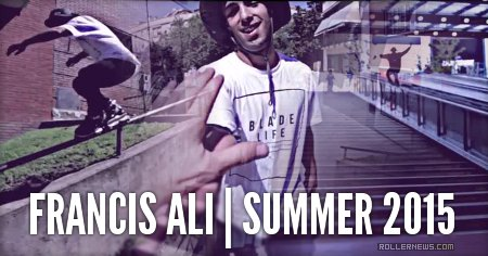 Francis Ali (Belgium): Summer 2015, Edit