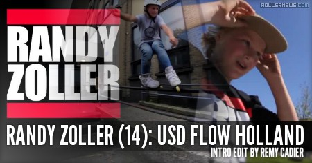 Introducing: USD Flow Rider Randy Zoller (2015)