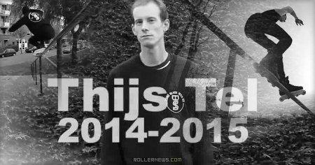 Thijs Tel: 2014-2015 Profile by Levi van Rijn