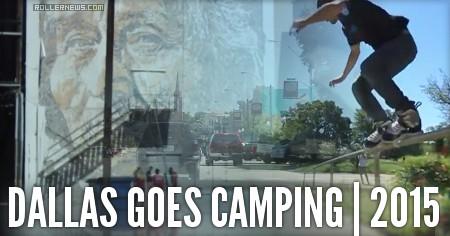 Dallas goes camping (2015)